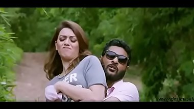 Hansika Hot Compilation Scenes from Gulebaghavali - Desimasala.co