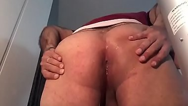 Hot Cum jerkin out of my hole