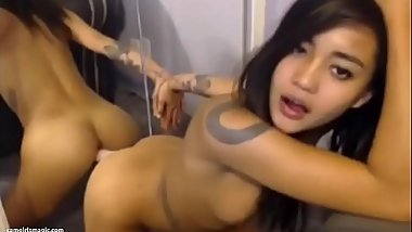 Cute Little Asian Girl Squirts ( Camgirlsmagic.com )