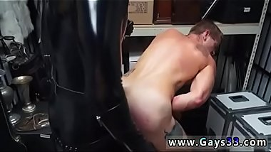 Straight guys gay twinkies Dungeon sir with a gimp