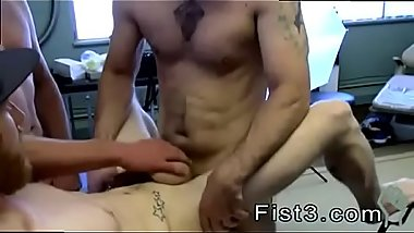 High school boy gay porn After he&#039_s spread with fists, he takes a
