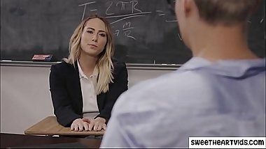 Teacher and student lesbian sex