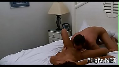 Teen slut does not wanna take cash for her sex services