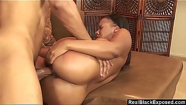 Oiled Up Phat Assed Persuajion Riding A Thick
