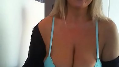 I Love These MILF Boobs....