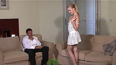 My girlfriend seduces my father HD https://123short.com/FbVW2rO