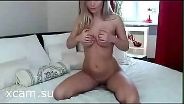 Blonde with big boobs - xcam.su