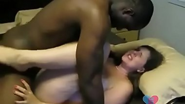 BBC only needs 1 minute for her orgasm