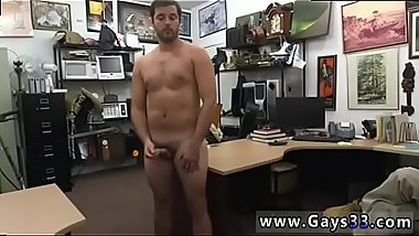Gay porn sex young xxx Straight man goes gay for cash he needs