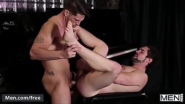(Griffin Barrows, Roman Todd) - Prohibition Part 3 - Str8 to Gay - Men.com