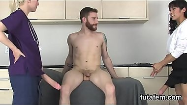 Sweeties pound dudes anal hole with big strapons and ejaculate ejaculate