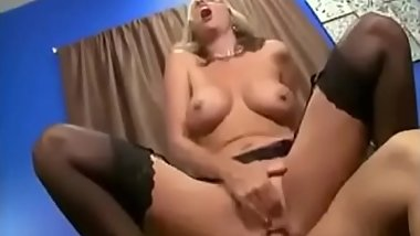 Hot milf get solid dick