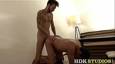 Rough fucking and ramming with dick loving homo jocks