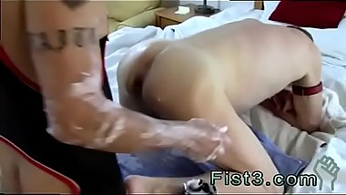 Twink gay fist blog xxx Fist n Fuck Fest for Three Pigs